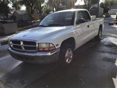2000 Dodge Dakota SLT Extended Cab Pickup