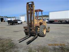 Case IH 585 Forklift
