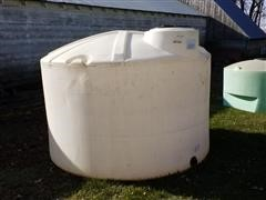 1550 Gallon Storage Tank