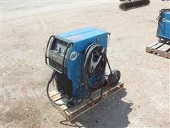 Miller Matic 350P Portable Mig Welder