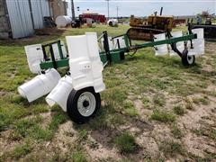 Service Systems Hooded Sprayer