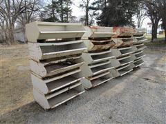 Stackable Metal Storage Bins