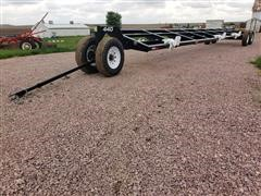 2020 Industrias America 440 40' Header Trailer
