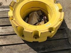 John Deere Tractor Weights For Rear Wheels