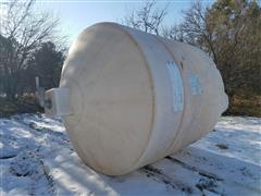 Snyder 2,500-Gal Bulk Poly Holding Tanks