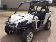 2015 Can-am Commander XT 1000 Side-By-Side