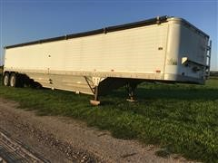 1987 Timpte 41' T/A Hopper Bottom Trailer
