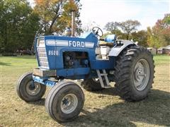 1976 Ford 8600 2WD Tractor
