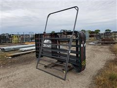 Behlen Mfg Coral Panels, Gate & Arch Gate
