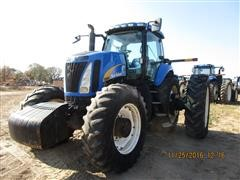 2011 New Holland T8040 MFWD Tractor