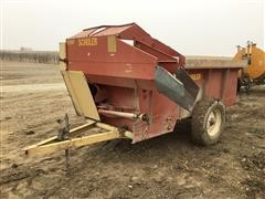 Schuler 125BF Feed Wagon