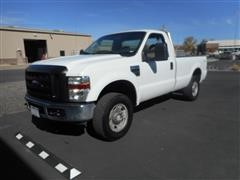 2008 Ford F-250 XL Super Duty 4X4 Pickup