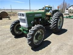 1975 Oliver 1365 MFWD Tractor
