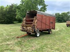 Dion N1CL Forage Wagon