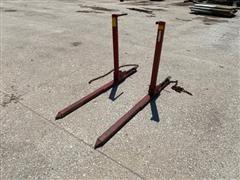 Worksaver T-1500 Bucket Forks