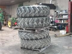 Firestone 420/85R34 Tires & Rims