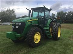2007 John Deere 7730 MFWD Tractor