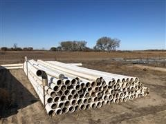 Diamond /Kroy Gated Plastic Irrigation Pipe