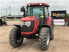 2014 Mahindra MF1054CPDIR MFWD Tractor