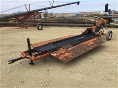 Batco PS2500 Pit Stop Drive-Over Conveyor