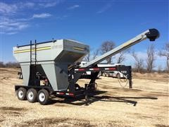 2011 CrustBuster Speed King 330 Tri/A Seed Tender