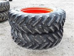 John Deere 18.4-42 Tires & Rims