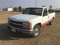 1992 Chevrolet Silverado 1500 4X4 Pickup