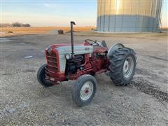 1955 Ford 900 2WD Tractor