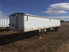 2002 Timpte Super Hopper T/A Grain Trailer