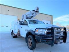 2013 RAM 5500 Heavy Duty 4x4 Bucket Truck
