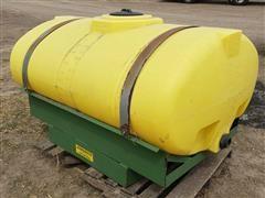JD Skiles 300-Gal Poly Fertilizer Tank