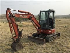 DitchWitch MX352 DitchWitch Mini-Excavator