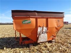 Bradford 24 - 316 Gravity Flow Grain Wagon Box