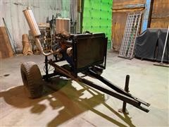 Ford 200 Power Unit W/Cart
