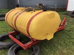 500-Gal Boomless Skid Sprayer