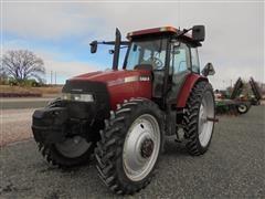 2003 Case IH MXM120 MFWD Tractor