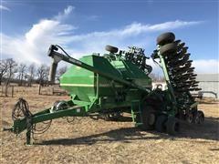 2008 Great Plains NTA3510 & ADC2220 35' Air Drill & Cart