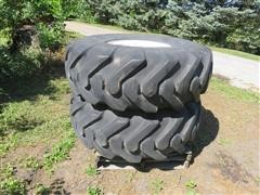 Goodyear 18.00-25 Tubeless Tires And Wheels