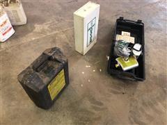 Fumigation Masks/Emergency Oxygen Kit