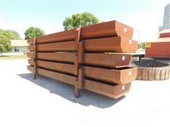 WW Steel Feed Bunks