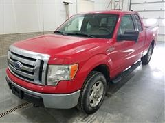 2009 Ford F-150 XLT Extended Cab 4x4 Pickup