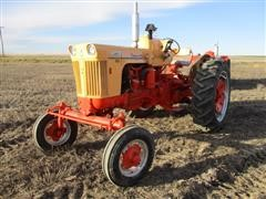 J.I. Case 811-B 2WD Row Crop Tractor