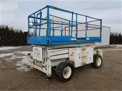 SkyJack SKX3194D All-Terrain Scissor Lift