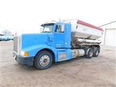 1994 Peterbilt 567 T/A Dry Fertilizer Tender Truck