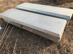 Weather Guard Side Mount Aluminum Tool Boxes