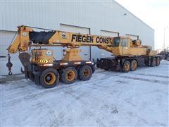 1979 Grove TMS300 Hydraulic Truck Crane w/ Tri/A Boom Dolly