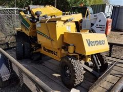 Vermeer Stump Grinder For Sale >> 2013 Vermeer Sc372 Stump Grinder For Parts Bigiron Auctions