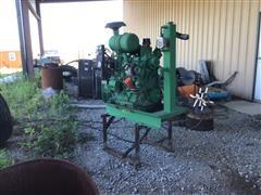John Deere 4239T Power Unit