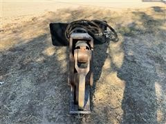 2010 Caterpillar 171-5495 S305 Skid Steer Shear Attachment