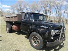 1957 Ford F-700 Dump Truck